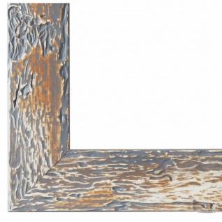 Bilderrahmen Grau Holz Parma 3, 9 - DIN A2 - DIN A3 - DIN A4 - DIN A5