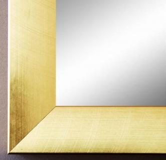 Spiegel Gold Modern Landhaus Wandspiegel Badspiegel Flur Garderobe Bergamo 4, 0