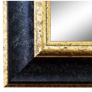 Wandspiegel Spiegel Schwarz Gold Klassisch Barock Acta 6, 7 - NEU alle Größen