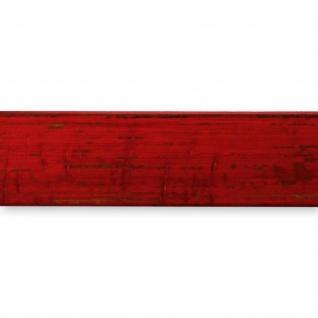 Bilderrahmen Rot Antik Vintage Holz Cremona 3, 0 - 40x60 50x50 50x60 60x60 - Vorschau 2