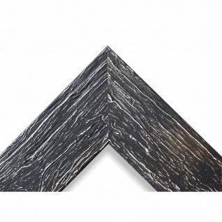 Bilderrahmen Grau Rustikal Vintage Retro Capri 5, 8 - NEU alle Größen - Vorschau 3