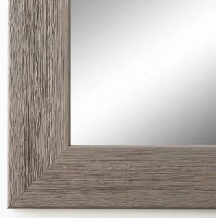 Spiegel Wandspiegel Badspiegel Flur Shabby Landhaus Florenz Grau struktur4, 0