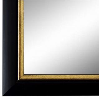 Wandspiegel Spiegel Schwarz Gold Retro Vintage Perugia 3, 0 - NEU alle Größen