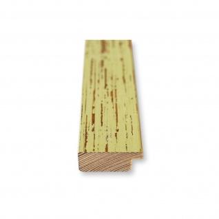 Bilderrahmen Grün Antik Vintage Holz Cremona 3, 0 - NEU alle Größen - Vorschau 5