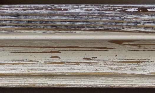 Garderobenspiegel Beige Schwarz Bari Antik Barock 4, 2 - alle Größen - Vorschau 4