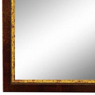 Wandspiegel Spiegel Rot Gold Retro Vintage Holz Sanremo 1, 8 - NEU alle Größen