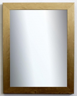 Flurspiegel Gold Lecce Modern 3, 9 - NEU alle Größen