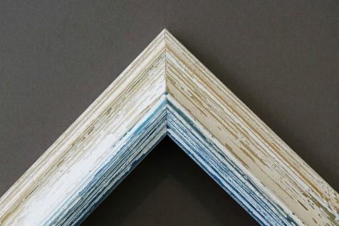 Dekospiegel Beige Blau Bari Antik Barock 4, 2 - alle Größen - Vorschau 2