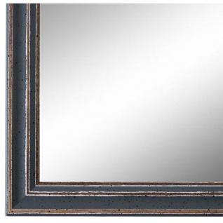 Wandspiegel Spiegel Grau Antik Shabby Holz Cosenza 1, 9 - NEU alle Größen