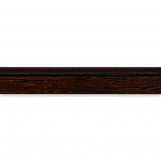 Wandspiegel Spiegel Braun gemasert Antik Retro Holz Vasto 1, 8 - NEU alle Größen - Vorschau 2