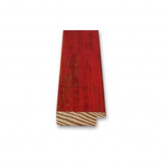 Bilderrahmen Rot Antik Vintage Holz Cremona 3, 0 - 40x60 50x50 50x60 60x60 - Vorschau 5