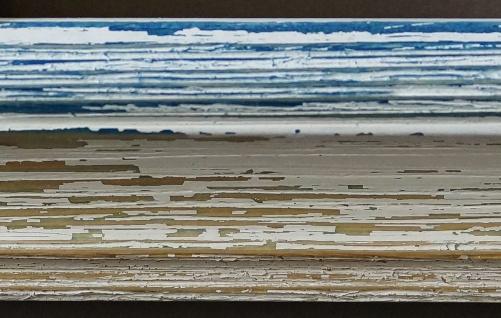 Dekospiegel Beige Blau Bari Antik Barock 4, 2 - alle Größen - Vorschau 4