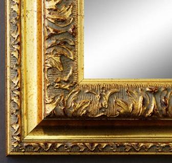 Spiegel Gold Barock Wandspiegel Badspiegel Flur Antik Prunkrahmen Rom 6, 5