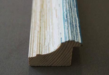Dekospiegel Beige Blau Bari Antik Barock 4, 2 - alle Größen - Vorschau 3