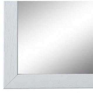 Wandspiegel Spiegel Weiss Struktur Modern Holz Como 2, 0 - NEU alle Größen