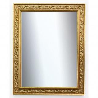 Spiegel Wandspiegel Badspiegel Flur Garderobe Antik Barock Verona Gold 4, 4