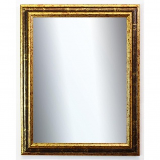 Spiegel Wandspiegel Badspiegel Flur Garderobe Bari Antik Barock Gold Braun 4, 2
