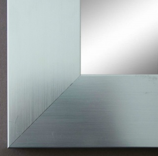 Garderobenspiegel Silber Novara Modern Vintage 7, 0 - alle Größen