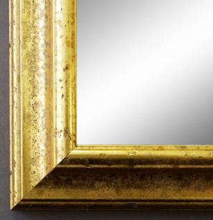 Flurspiegel Gold Genua Antik Barock 4, 3 - alle Größen