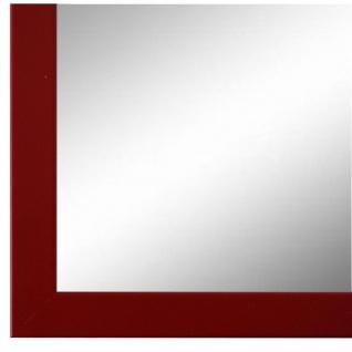 Wandspiegel Spiegel Rot Modern Holz Asti 1, 7 - NEU alle Größen