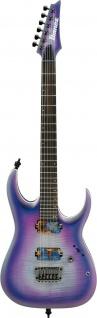 IBANEZ RGA61AL-IAF, RGA-Serie E-Gitarre, Indigo Aurora Burst Flat, B-Ware