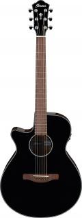 IBANEZ AEG65L-BK AEG Series Akustik/Elektrische-Gitarre Linkshänder