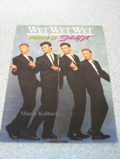 Wet Wet Wet /Wishing I Was Lucky, East Of The River, I Remember, 0-7119-1379-X