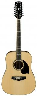 IBANEZ PF1512-NT, PF-Serie, Akustikgitarre, 12 String Performance