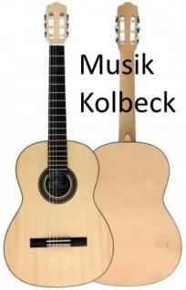 Bolero BA 1001 Konzertgitarre 1/2 Akustische Gitarre, Saiten 6