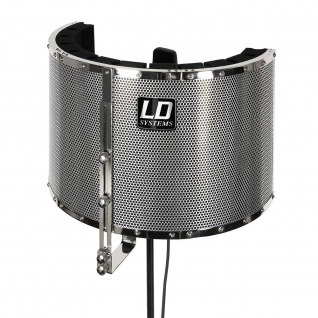 Mikrofon Filter Popschutz RF1 LD Systems, LDRF1
