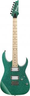IBANEZ RG421MSP-TSP, RG-Serie E-Gitarre 6 String Turquise Sparkle, B-Ware