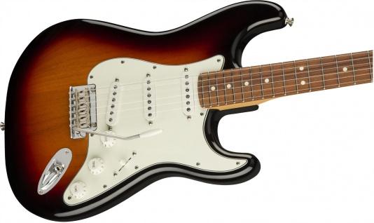 Fender Player Stratocaster PF3TS, 0144503500, E-Gitarre, Mexico, Strat, Sunburst - Vorschau 4