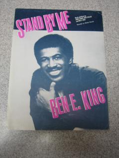 Stand by me, Ben E. King, für Gitarre, B Ware