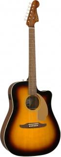 Fender Redondo Player mit Fishman Tonabnehmer Modell 0970713003 Westerngitarre
