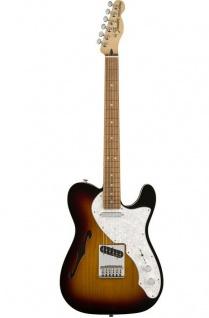 Fender Deluxe Tele Thinline PF3 TSB, 0147603300, E-Gitarre, Telecaster