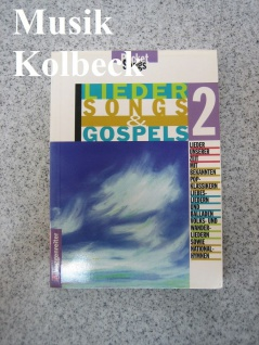 Lieder Songs & Gospels 2, Bonsoir, Der Mai ist gekommen, Drei Zigeuner, Kimigayo