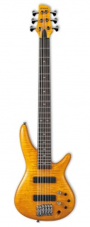 Ibanez GVB1006-AM, E-Bass, 6 Saitig, mit Koffer,