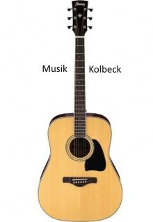 Ibanez AW 300 NT, Artwood Akustikgitarre, 6 String, Natural High Gloss