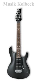 Ibanez GSA60-BKN, E-Gitarre GIO GSA 60 TOP SELLER ! BKN - Black Night