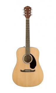 Fender FA-125 NAT RW, 0971110021, Westerngitarre