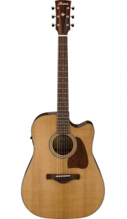 Ibanez AVD9CE-NT, Westerngitarre, ARTWOOD VINTAGE THERMO AGED