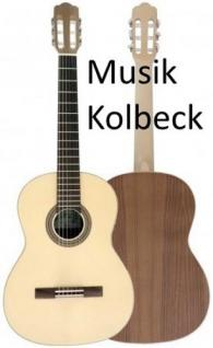 Bolero BW1002 Konzertgitarre 3/4 Grösse 6 Saitig