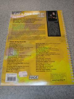 Let's Play Guitar (m. DVD u. 2 CD´s), Gitarrenschule, 978-3-86626-158-7 - Vorschau 2