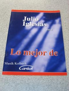Julio Iglesias Vol. 2 Lo mejor de, Abrázame, A flor de piel, Chiquilla, Minueto