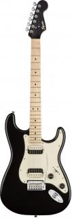 Squier Contemporary Stratocaster HH MPL BLK MET, 0320222565, E-Gitarre