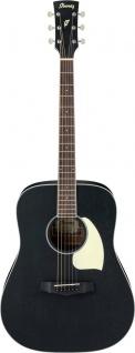 Ibanez PF14-WK, Westerngitarre, WEATHERED BLACK OPEN PORE,