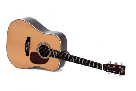 Sigma DT-28H, Westerngitarre, baugleich mit DT-28H+