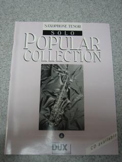 Saxophone Alto Solo, Popular Collection, DUX11430, B Ware, American Patrol
