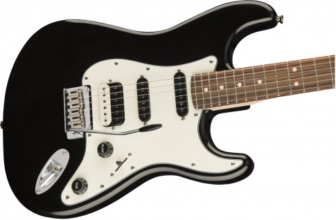 Squier Contemporary Stratocaster HSS RW BLK MET, 0320322565, E-Gitarre - Vorschau 4