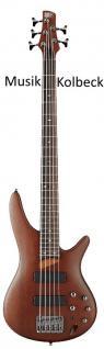 Ibanez SR505E-BM, E-Bass, 5 Saiter